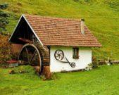 Les maisons écolos