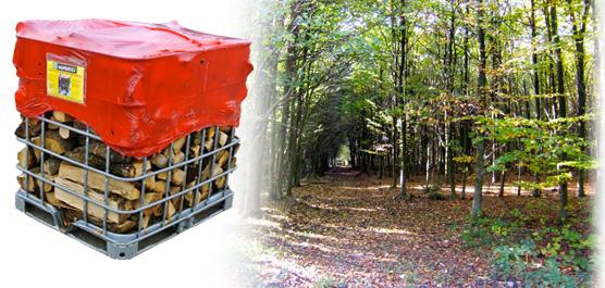 Chauffage au bois et écologie