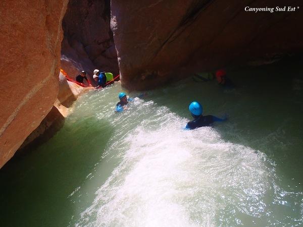 Quels sont les avantages de la pratique du canyoning sur la santé ?