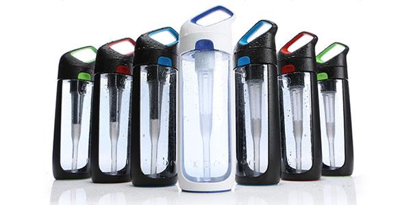 Stop aux bouteilles plastiques !