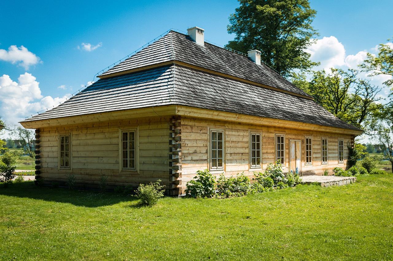 Avez-vous une maison verte?