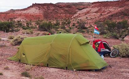 Le camping, c'est économique et écologique!