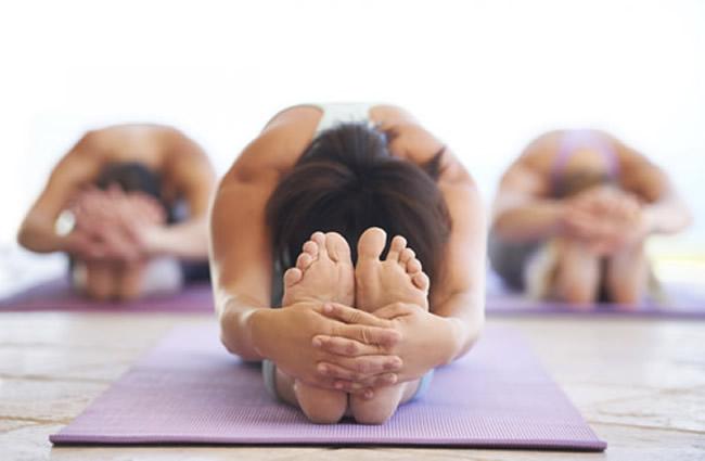 Être en harmonie avec la nature grâce au yoga !
