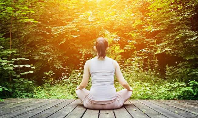 Endroit idéal pour méditer