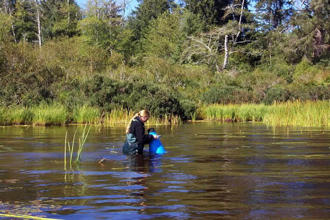 pêche écologique