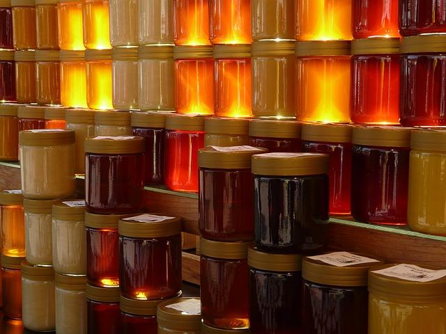 Les bienfaits du miel