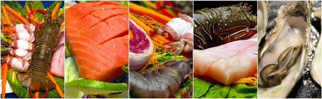 Les bienfaits des fruits de mer sur notre santé