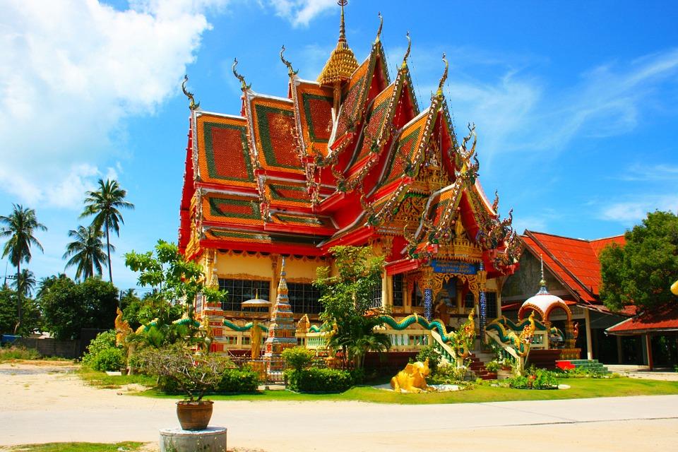 Les plus beaux sites touristiques en Thaïlande