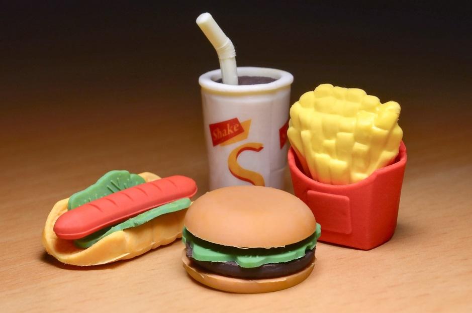 Manger gras ne vous fera pas grossir
