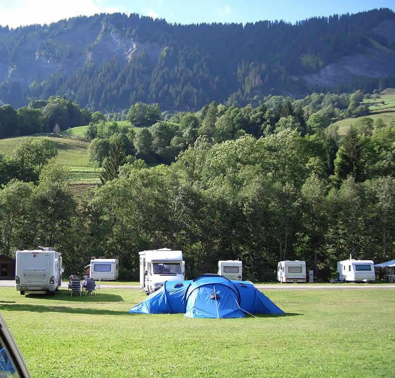 Camping écologique, passer ses vacances autrement