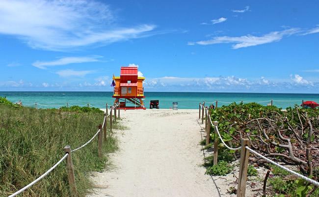 Miami, un paradis tropical pour les touristes !