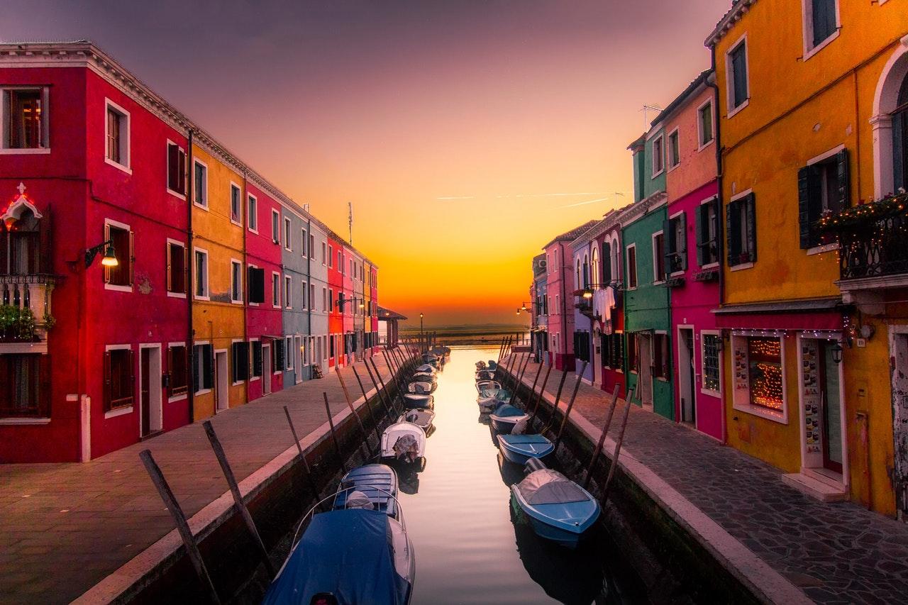 Un voyage unique et écologique à Venise !