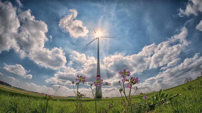 éolienne-transition énergétique