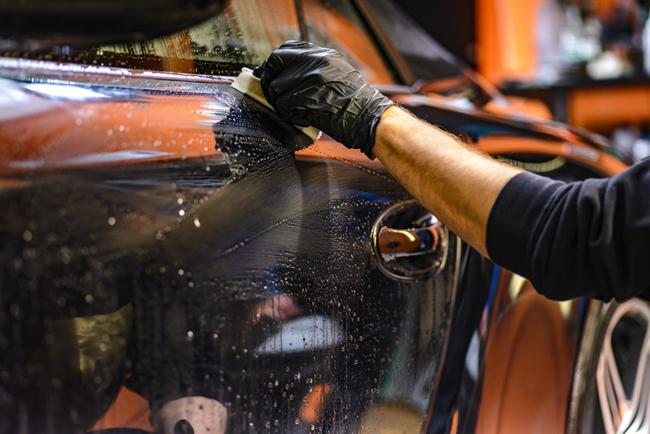 Le lavage auto à sec, une solution de protection de l'environnement
