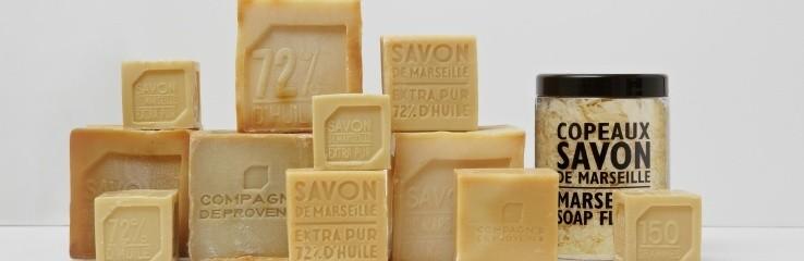 Le savon de Marseille et ses nombreuses vertus pour le corps