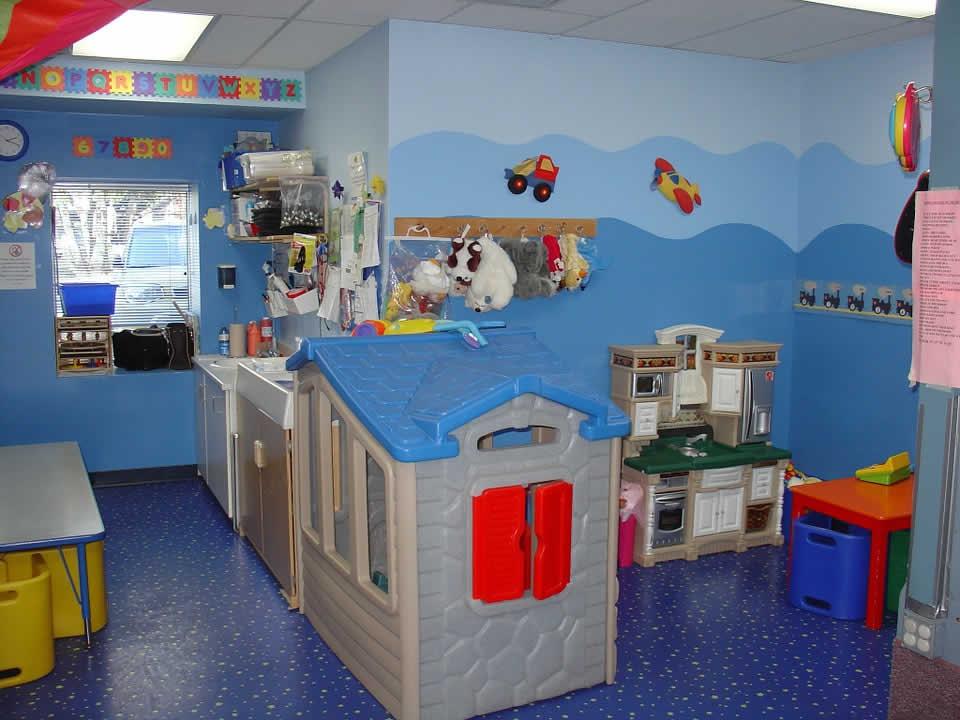 Aménager une chambre d'enfant sans risque pour sa santé