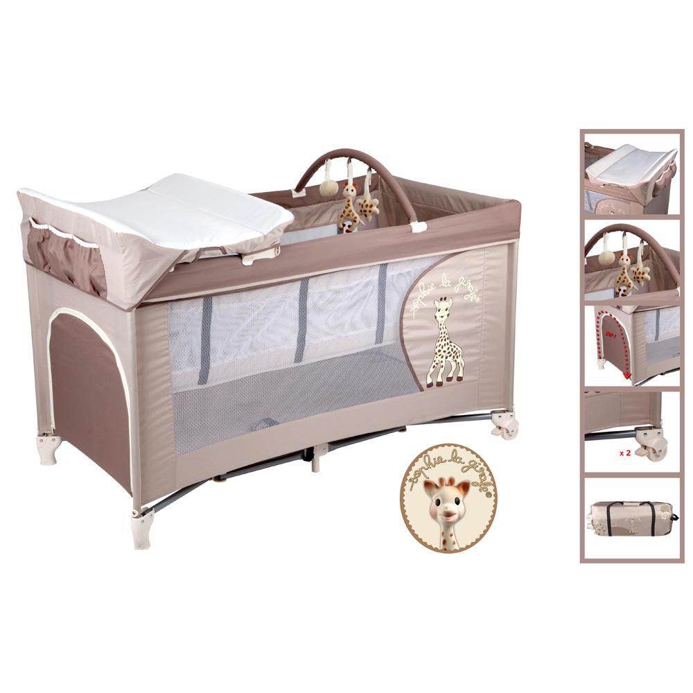 Choisir le matelas d'un lit pliant pour la santé de son bébé