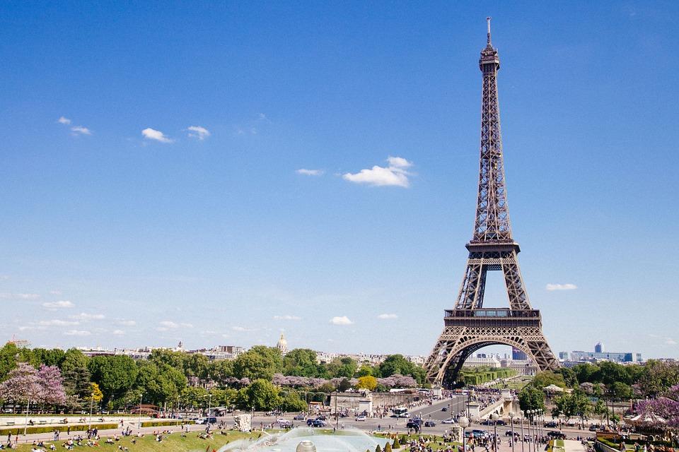 Mars à Paris