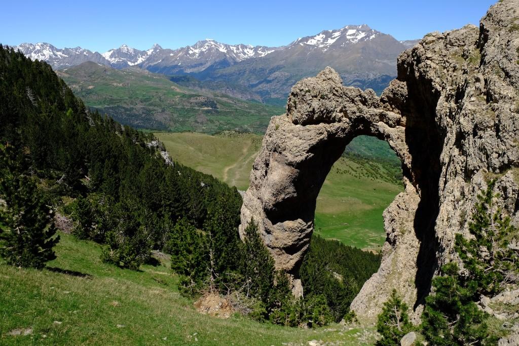 Découvrir le parc naturel des Pyrénées Ariégeoises