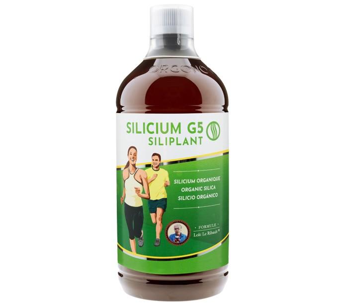 La vérité sur le silicium organique (100% naturel)